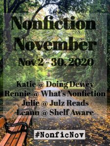 #NonfictionNovember — New to My TBR