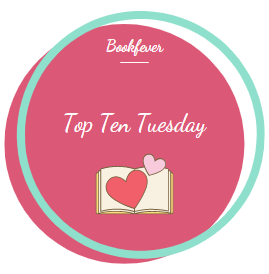 Top Ten Tuesday | Books On My Spring 2021 TBR