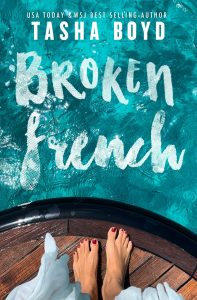 Cover Reveal: Broken French by Tasha Boyd