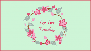 Top Ten Tuesday: Books I'd Want With Me While Stranded On a Deserted Island